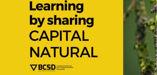 1.ª Sessão do Ciclo Learning by Sharing Capital Natural